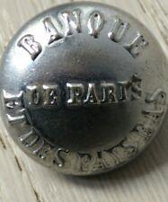 BOUTON ANCIEN Banque de Paris et Pays Bas .#1