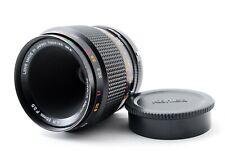 【 MINT 】 Konica Macro Hexanon AR 55mm f3.5 MF Macro Lens from Japan