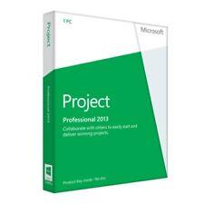 Project Professional 2013 with SP1 - 32bit ó 64bit (English) - NEW Key