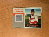 2019 Topps Heritage - Edwin Encarnacion - Clubhouse Collection Relic INDIANS