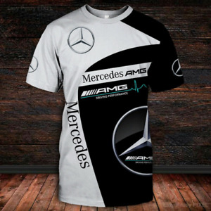 MERCEDES- BEN/ AMG/GLA/GLC/MAYBACH-Top Gift-Man's T-Shirt 3D Digital Printing