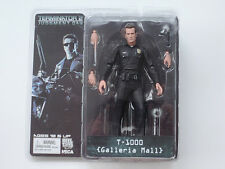 "Terminator 2 Judgement Day T-1000 7"" Action Figure Galleria Mall New"