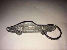 66 1966 Oldsmobile Toronado Keychain Custom Made Aluminum