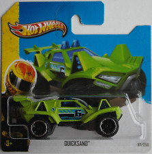 Hot wheels-quicksand vert Nouveau/OVP