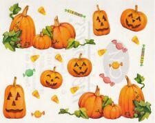 Gloves, MNEW Creative Memories BLOCK STICKER - Halloween Jack-o-Lantern, Lollies