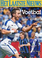 Het Laatste Nieuws - Voetbal Gids 2015-2016 - Belgium Football Season Preview