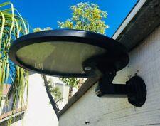 Outdoor Solar LED Light for walkway path garage backyard security motion sensor