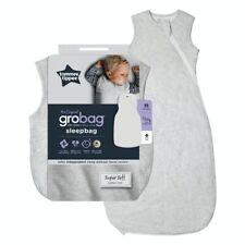 Tommee Tippee The Original Grobag, Baby Sleep Bag - Grey_Marl