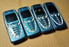 Lot of 4 Nokia 7210 Unlocked GSM Cell Phones AS IS Parts or Repair