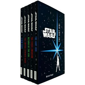 Star Wars Junior Novel Collection 5 Books Set by Ryder Windham (New Hope, Empire