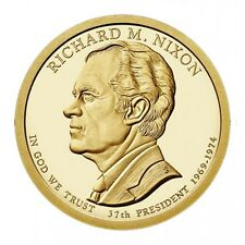 USA: 1 dolar 2016 P - 37 º Presidente RICHARD NIXON 1969 -1974   - 1$ USA