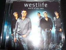 Westlife World Of Our Own (Australia) CD – Like New