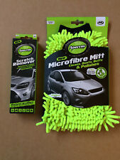 JML Mantis Microfibre Mitt & Scratch Remover Polish Cleans Dusts Buffs Christmas