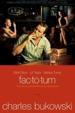Factotum by Charles Bukowski (2006, Paperback, Movie Tie-In)