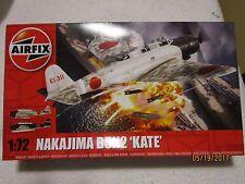 """AIRFIX 1/72 NAKAJIMA B5N2 """"KATE"""""""
