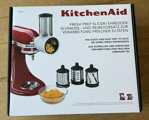 Brand New Sealed KitchenAid Fresh Prep Slicer / Shredder