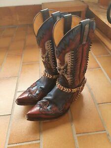 Sendra Cowboystiefel Rojo Ducados Herren