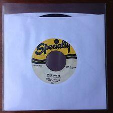 """LITTLE RICHARD: She's Got It / Heeby Jeebies 7"""" Vinyl Record Single"""