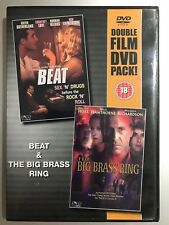 Beat + Big Brass Ring DVD Cult Film Double Bill with Kiefer Sutherland