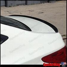 Rear Trunk Lip Spoiler Wing (Fits: Hyundai Accent 2012-present) SpoilerKing 244L