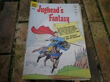 ARCHIE ADVENTURE SERIE n° 1 USA JUGHEAD'S FANTASY VERY GOOD, TRES BON ETAT