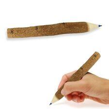 Stylo à bille en bois - Crayon dans une branche - Collection stylos insolites
