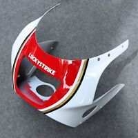 New Front Upper Fairing Fit for 1988-1989 Suzuki RGV250 VJ21 Headlight Cowl Nose