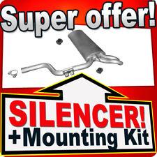 Rear Silencer MERCEDES E-KLASS (T210/S210) E 280 E 320 1996-2003 Exhaust Box CEA