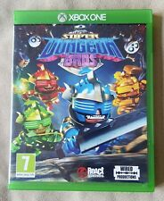 xBox ONE Game - Super Dungeon Bros + instructions