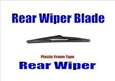 Rear Wiper Blade Back Windscreen Wiper For Peugeot 1007 2005-2009