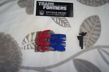 Transformers Generations Fall of Cybertron Optimus Prime Complete + Instructions