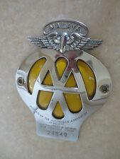 Vintage Automobile Association of Malaysia / Malaya car badge