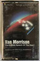 Van Morrison Inarticulate Speech Of The Heart Cassette Tape WB 23802-4