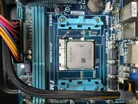AMD A6-5400K CPU + Gigabyte GA-F2A85XM-HD3 Motherboard