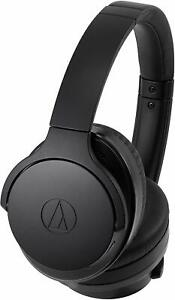 Audio-Technica ATH-ANC900BT Wireless Over-Ear Active Noise-Cancelling Headphones