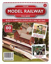 Hachette Part Works: Your Model Railway Village Model Parts & Magazine Issue 13