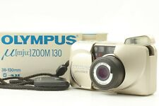 【Excellent+++++】Olympus μ mju Zoom 130 35mm Point & Shoot camera From JAPAN  233