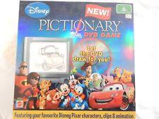 Disney Pictionary DVD Game