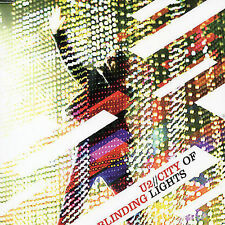 U2 - City of Blinding Lights Single CD Rare - The Fly - REM - Coldplay