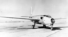 Douglas XB-43 Jetmaster Aircraft Kiln Dry Mahogany Wood Model Small