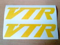 vtr racing x2 petrol tank,helmet,motorbike wings forks vinyl graphics sticker
