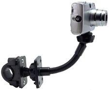 Kodak PlaySport ZX5 HD Camera Camcorder Motorcycle Bicycle Bike Handlebar Mount