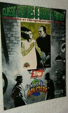 VINTAGE UNIVERSAL MONSTERS ILLUSTRATED TOPPS TRADING CARD PROMO 1994 MIGNOLA