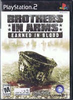 Brothers in Arms: Earned in Blood (PC, 2005, UbiSoft Entertainment)