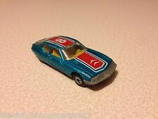 Matchbox Lesney Superfast Citroen SM Maserati Blue Diecast Car 1:64
