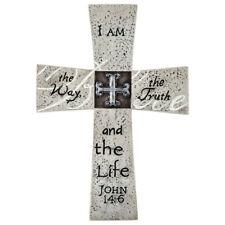 John 14:6 Cross Wall Decor