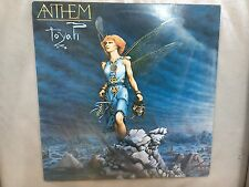 Toyah Anthem Excellent Vinyl LP Record VOOR 1