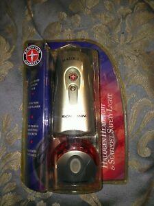 Schwinn Xenon Headlight & Seatpost Safety Light 4 Function Rear Flasher SW531