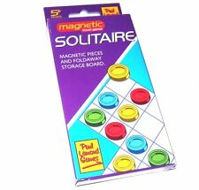 Solitaire Magnetic Travel Game by Paul Lamond Games