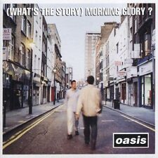 Oasis (What's the Story) Morning Glory?  (CD, Mar-2003, Epic)